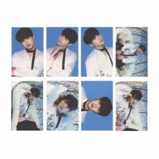 ... Album LOMO Cards New Fashion Self Made Paper Photo Card. Source · BTS Bangtan Boys WINGS TOUR Seoul Concert JUNGKOOK SUGA V JIMIN JHOPE JIN
