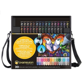 Chameleon Pens Color Tones 30 Pen Set Gradient Markers - intl