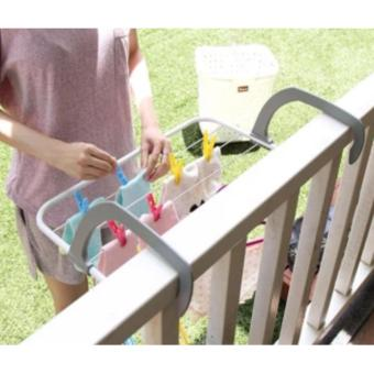 Folding Clothes Dryer Rack Laundry Drying Hanger