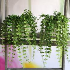Fresh Money Leaves Fake Plant Artificial Floral Vine Decor Decoration