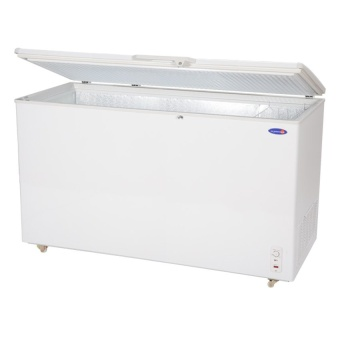 Fujidenzo FC-15 ADF 15 cu.ft Solid Top Chest Freezers (White)