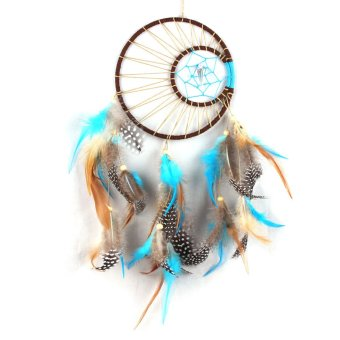 Handmade Dream Catcher Feathers Hanging Decoration