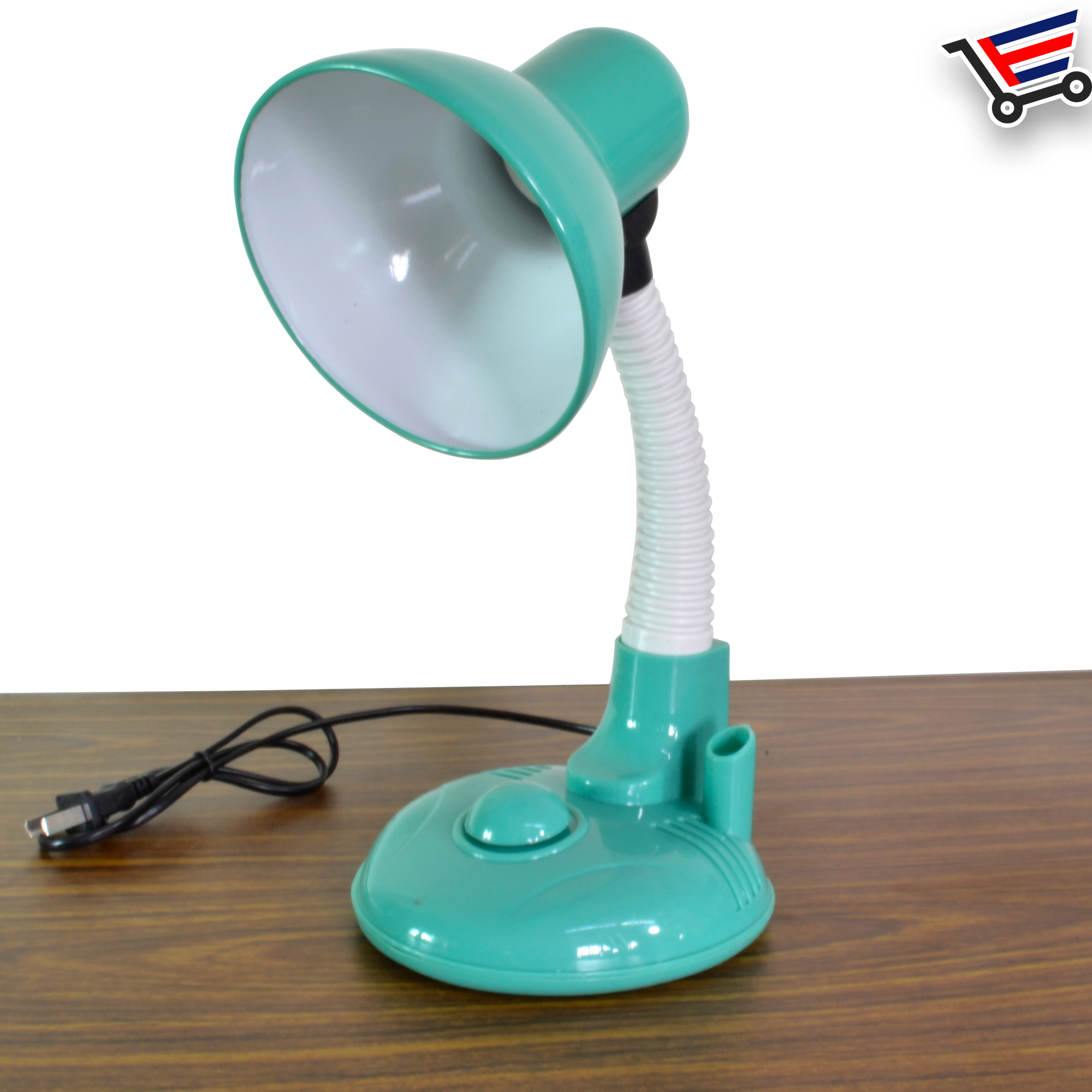 Home and Office Cute Table Lamp With Pen Holder (Green) | Lazada PH:,Lighting