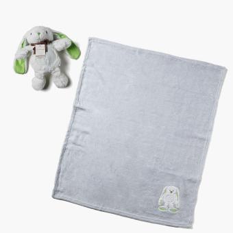 Hush Hush Bunny Bath Towel (Off White)