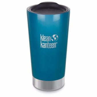 Klean Kanteen Vacuum Insulated Tumbler 16oz Cafe 2.0 (Winter Lake)