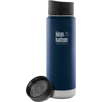 Klean Kanteen Wide Insulated Tumbler 20oz Cafe 2.0 (Deep Sea)
