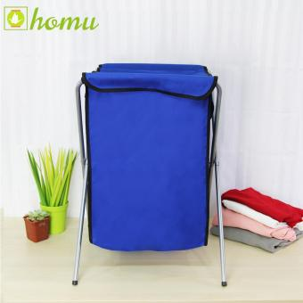 Laundry Hamper (Blue)