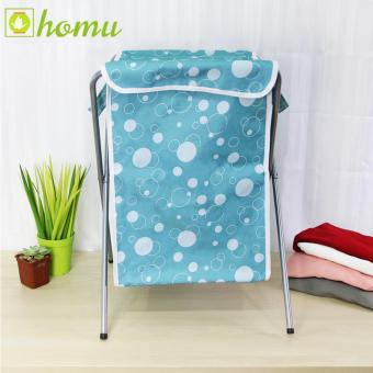 Laundry Hamper (Bubbles)