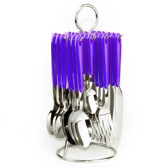Lifestyle GM100D-P Hanging Cutlery Set (Purple) (GM100D-P)