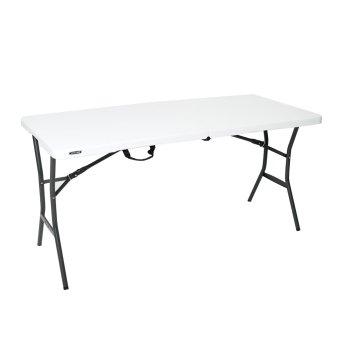 Lifetime 5-foot Fold in Half Table
