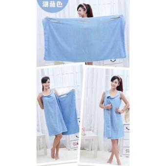 Magic Towels Fast Drying Beach Bath Towels Bathrobes For Women