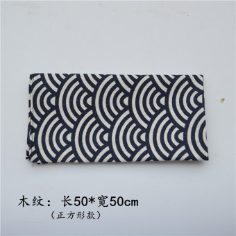 Modern Jianyue multi-cover towel table cloth western-style placemat cotton linen tablecloth