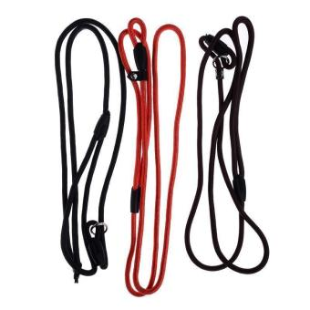 New Nylon Rope Dog whisperer Millan Style Slip Train Leash Lead Collar