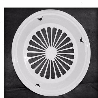 Party Plastic Paper Plate Holder 12 Pcs Set