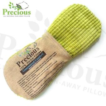 Precious Herbal Pillow Eye Patch Herbal Pad Microwave Hot and Cold Compress Pain Reliever(Green)