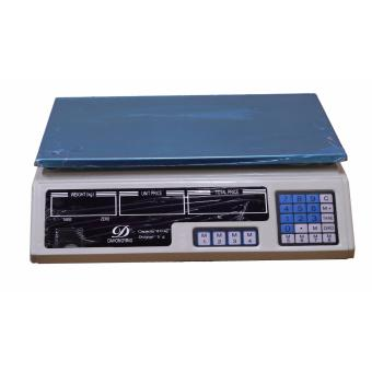 SHOP AND THRIFT Electronic Food Meat Produce Weight Digital Price Computing Scale 2g to 30kg