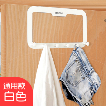 Strong door on the clothes rack traceless viscose adhesive hook
