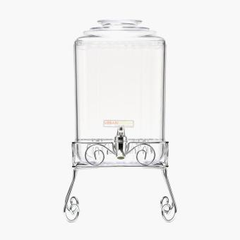 Urban Kitchen Crystal Palace Beverage Dispenser 8L