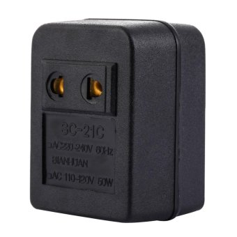 US Plug New 50W AC Power 220V to 110V Voltage for Converter Adapter- intl