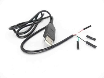 USB Support to COM Module Cable USB To RS232 TTL UART PL2303HX AutoConverter - intl