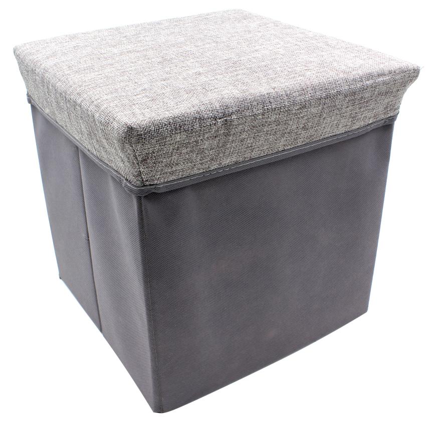 wallmark ottoman storage box chairs united kingdom