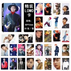... LOMO Cards New Fashion Self Made Paper Photo Card HD Photocard - intlPHP403. PHP 403