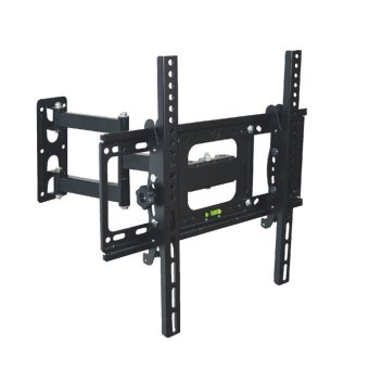 32 55 extendable arm rotate and swivel monitor tv wall mount bracket sp41 lazada ph. Black Bedroom Furniture Sets. Home Design Ideas