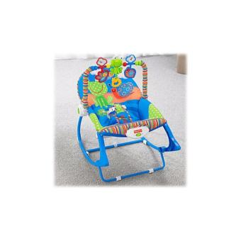 2 in 1 Original Fisher Price Rocker infant to toddler unisex