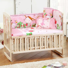 Crib bumper for sale philippines - For Sale Bed Cover Brands Price List Amp Review Lazada Philippines