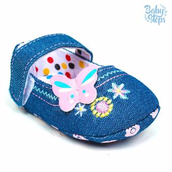 Baby Steps Butterflydots Baby Girl Shoes