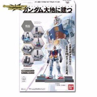 Bandai 4543112647306 Mobile Suit Gundam RX-78-2 Gundam Stand ORIGINAL*