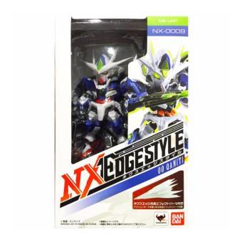 Bandai 4549660012610 MS Unit 00 Qanti NX Edgestyle Action Figure ORIGINAL*
