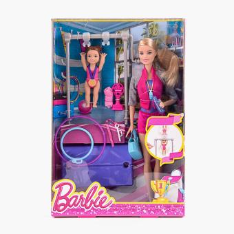 Barbie Gymnstc Coach Doll