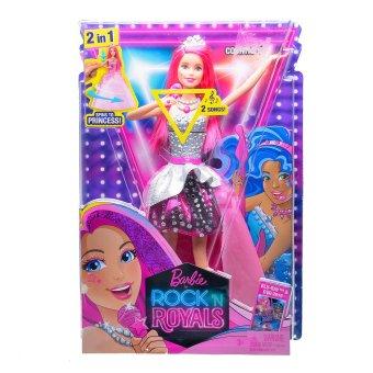 Barbie Rock N Royal Lead Doll