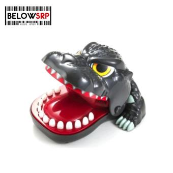 Below SRP Godzilla Mouth Dentist Bite Finger Game Toy Party Game