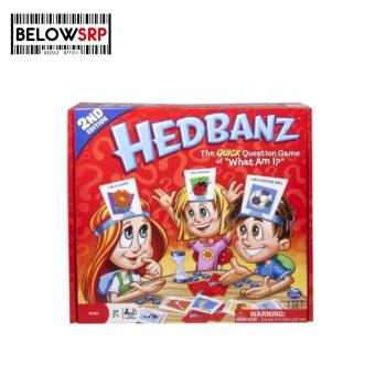 Below SRP Hedbanz Party Game/Toy