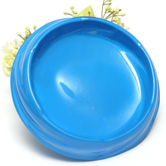 Blue Beyblade Super Vortex Attack Type Stadium Plastic Battle Top Plate Combat