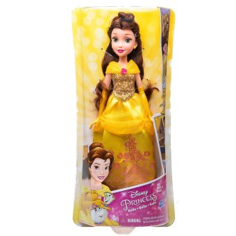 Disney Princess Royal Shimmer Classic Belle Doll