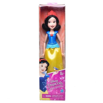 Disney Princess Royal Shimmer Classic Snow White Doll