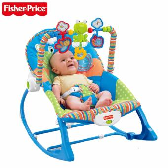 Fisher-Price Infant to Toddler Rocker (Blue)
