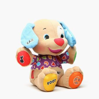 Fisher Price Love to Play Learning Pup
