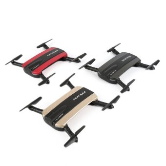 Foldable RC Selfie For JXD 523 Drone Wifi FPV 720P Camera AltitudeHold Drone - intl