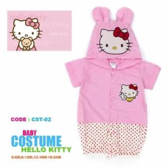 Hello Kitty Baby Romper Costume (6-12 mos.)(Pink)  sc 1 st  Online Prices Philippines Online Market August 2018 & Buy Carters Costume Giraffe 6 9 Mos For Shopping - Info Price And ...