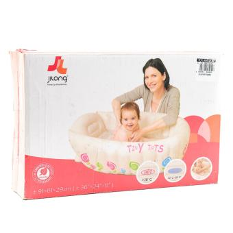 Jilong Tiny Tots Baby Bathtub