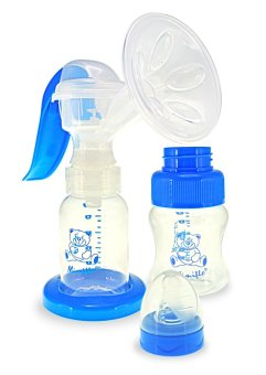 Mimiflo 2-in-1 Premium Breast Pump