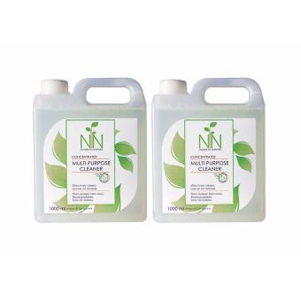 Nature to Nurture Multi Purpose Cleaner Concentrate 1000ml Set of 2