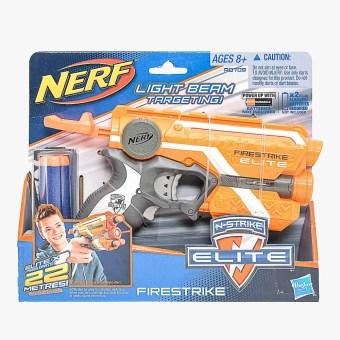 Nerf Elite Firestryke Blaster Toy