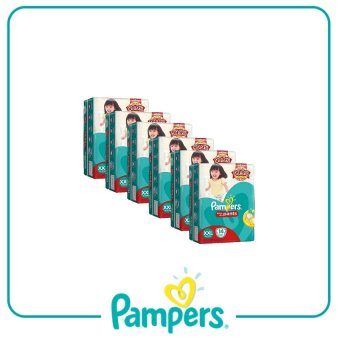 Pampers Baby Dry Pants Diaper Extra Extra Large 14's Pack of 6