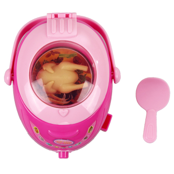 Rice Cookers Toys For Kids Pretending Role Play Educaitonal Toy Girls Gifts