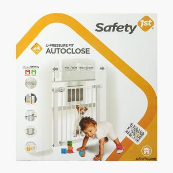 Safety 1st U-pressure Fit Autoclose Security Gate